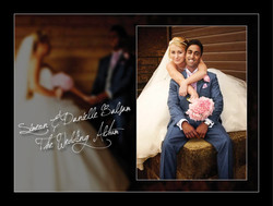 wedding book design