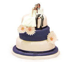 Wedding Cake Retouching