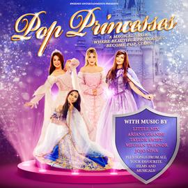 Pop Princesses Square