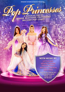 Pop Princesses Main Poster