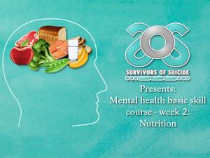 Monday-ISH Mental health basic skill course - week 2