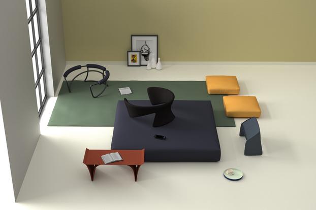 Modernism Palette