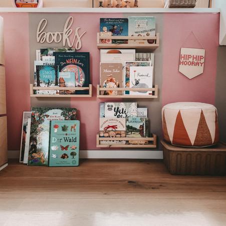 Kinderzimmer mit Eva von @what_eva_loves