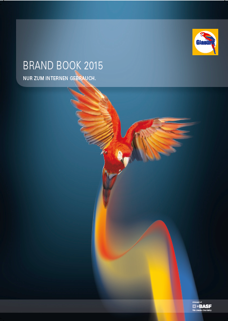 Glasurit Brand Book