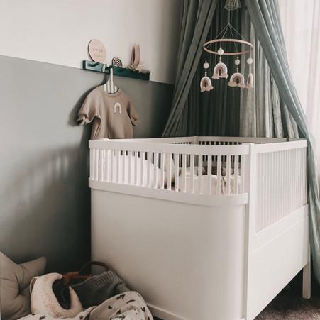 Kinderzimmer mit Louisa von @_fraeulein_t
