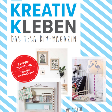 "tesa E-Paper ""Kreativ (K)Leben"""