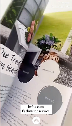 "Broschüre ""Garten"" | Story-Clipping @lad"