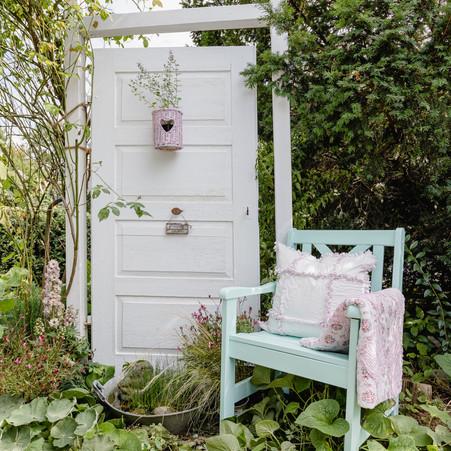 Garten mit Christel von @pomponetti