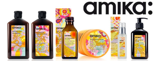 Infusing the latest technology with a creative edge, amika tools and hair care are born to perform and live to impress and truly live up to their name as hair's best friend.