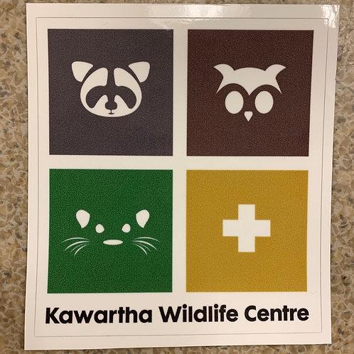 KWC Sticker