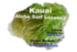 Professional Surfer Chava Greenlee's Kauai Surf School