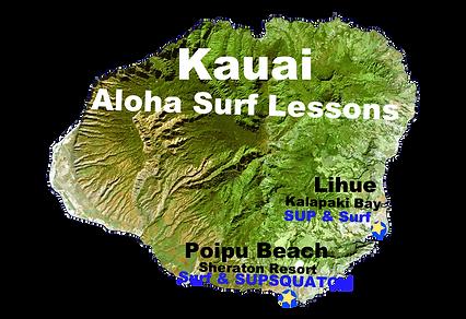 Professional Surfer Chava Greenlee's Kauai Surf School