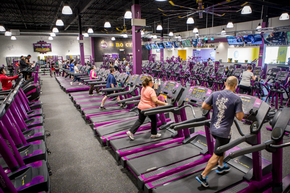 Planet Fitness St. Clairsville
