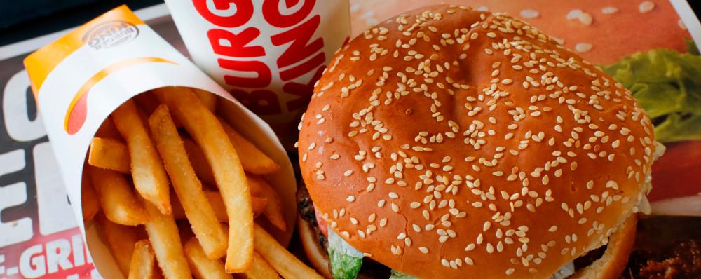 Burger King St. Clairsville