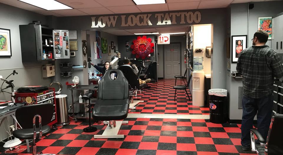Low Lock Tattoo Shop