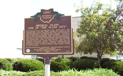 Imperial Museum Marker