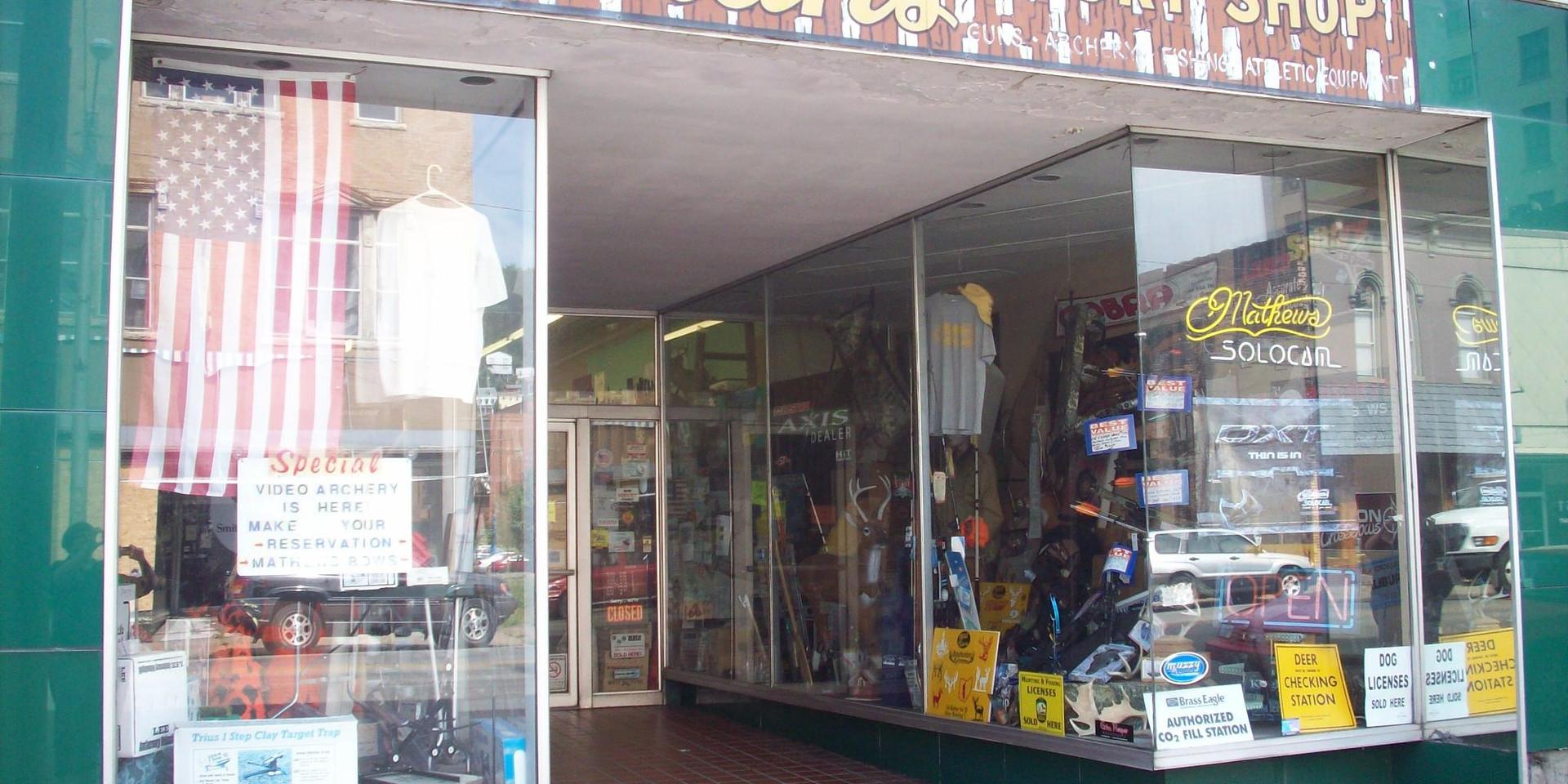 Nathan's Sport Shop