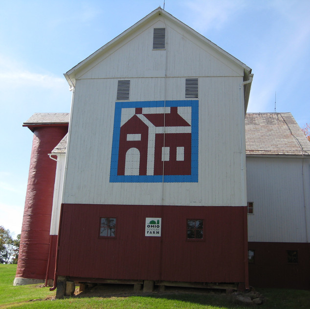 Martin Barn, Bethesda, OH