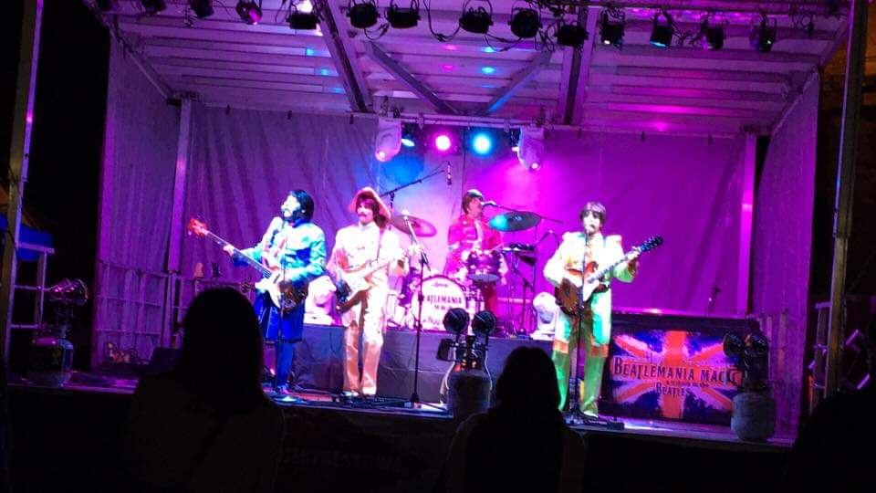Beatles at Winterfest-Martins Ferry