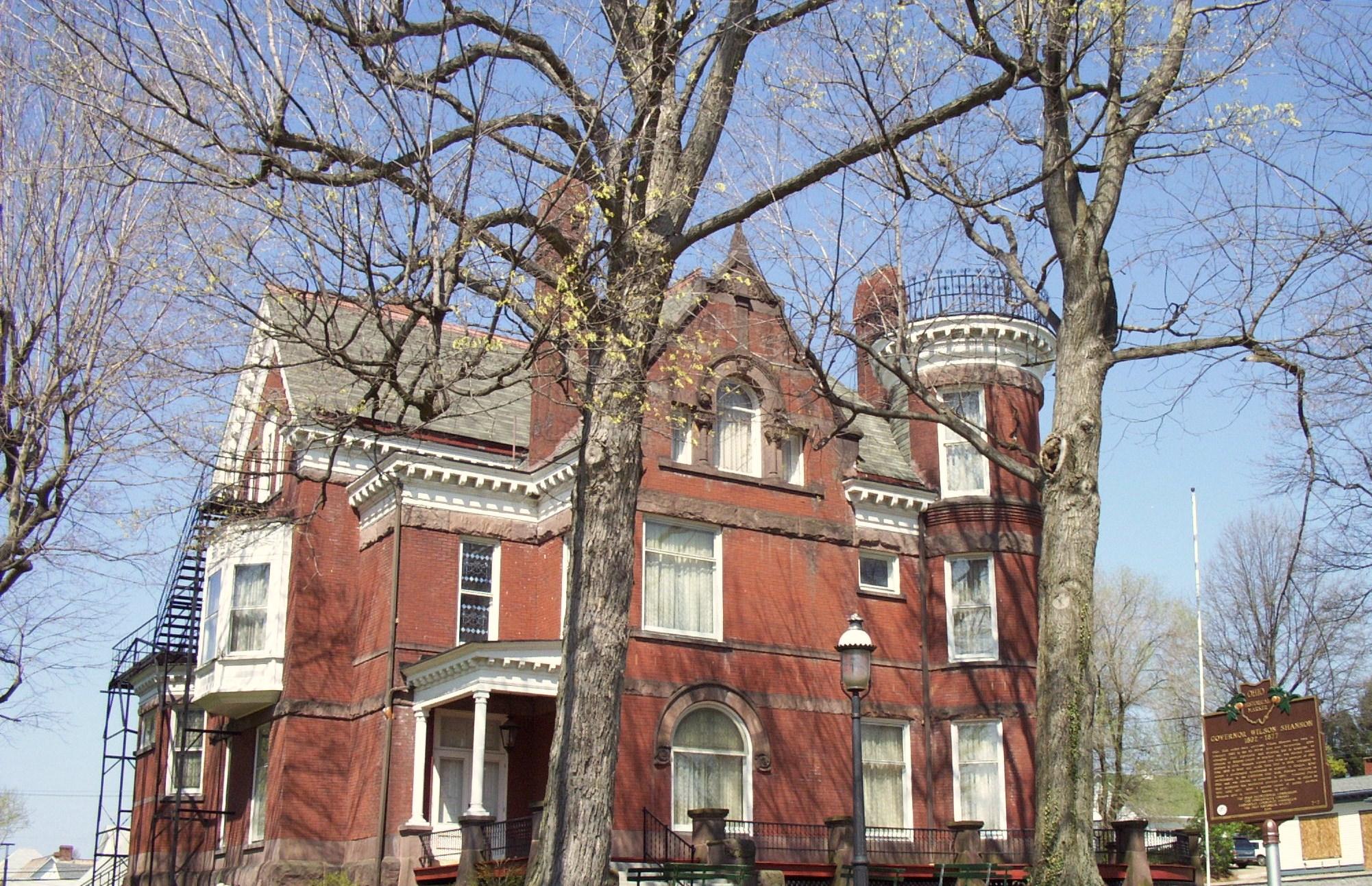 Belmont Cty Victorian Mansion