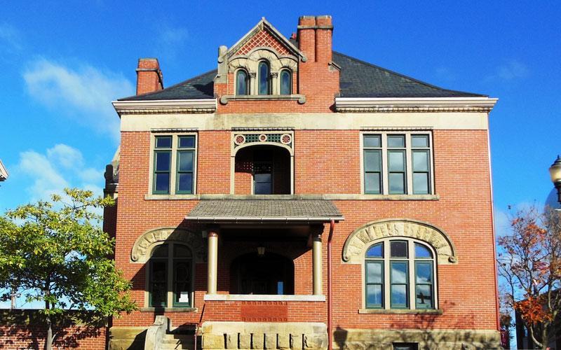 Sheriff's Residence Museum