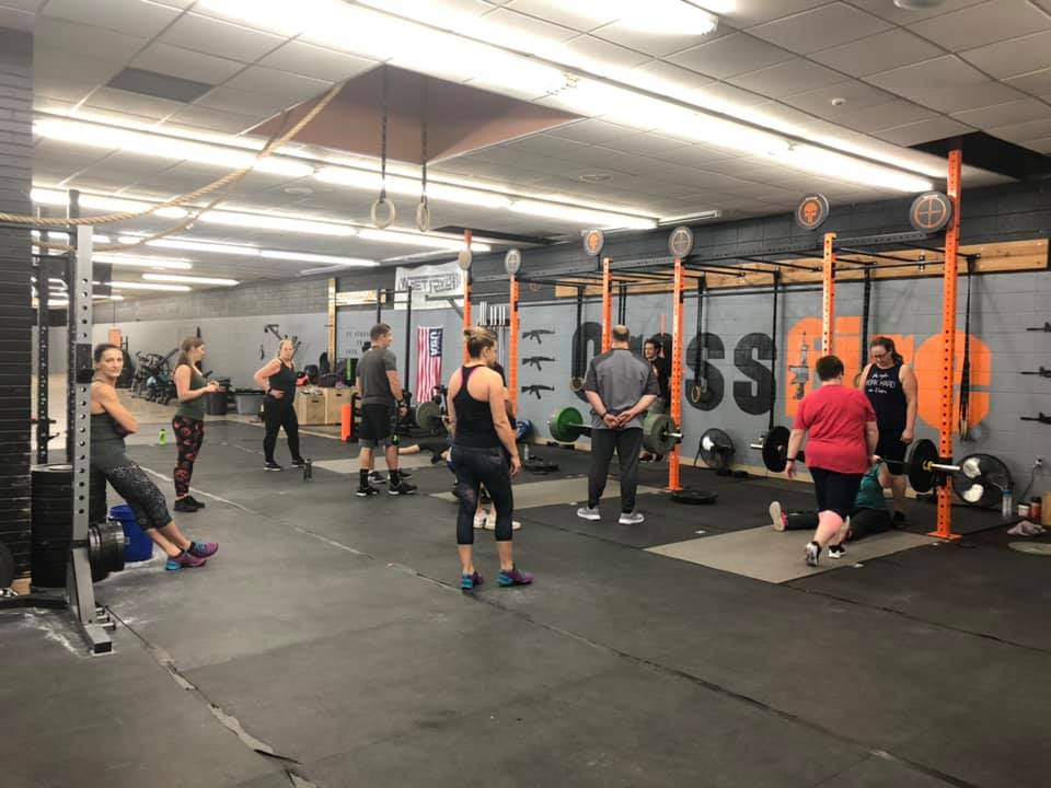 Crossfire Strength & Conditioning