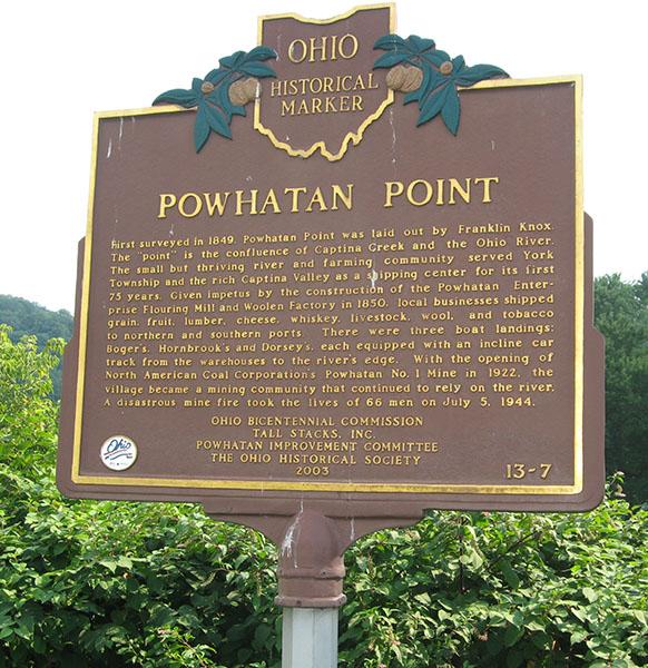 Powhatan Point