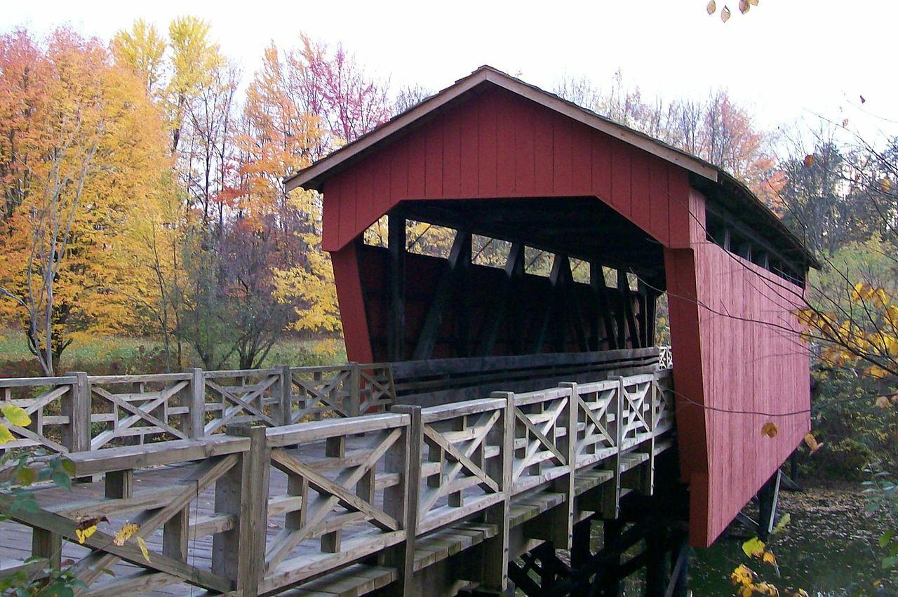 Shaeffer-Campbell Covered Bridge