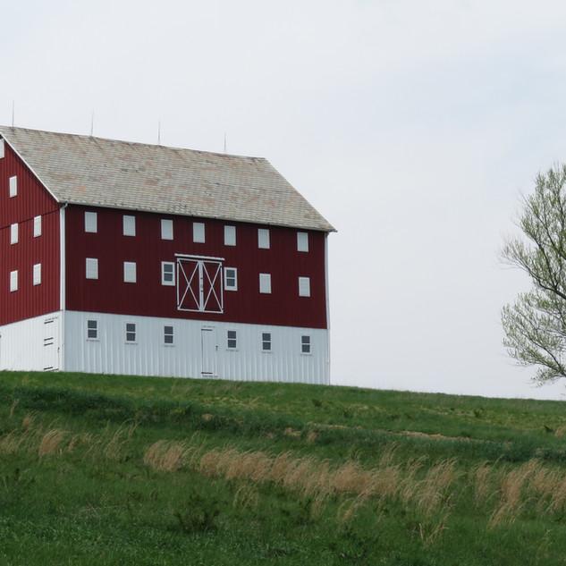 Gladden Farm, barn built 1870, Jacobsburgh, OH