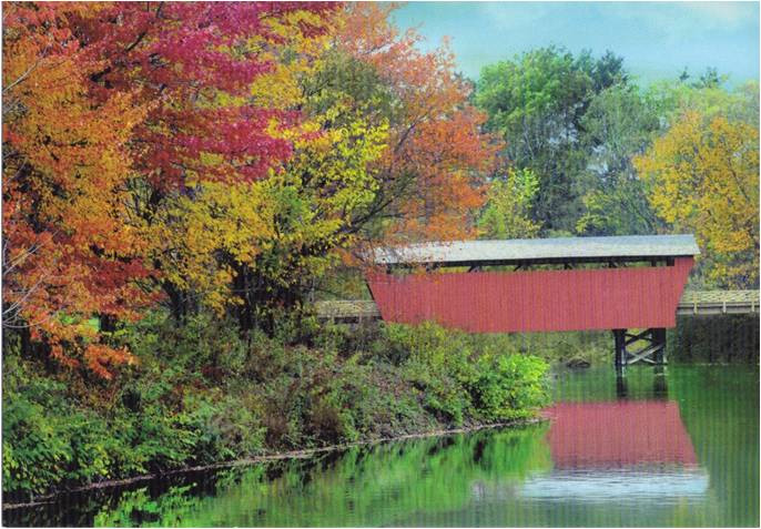 Schaeffer Covered Bridge