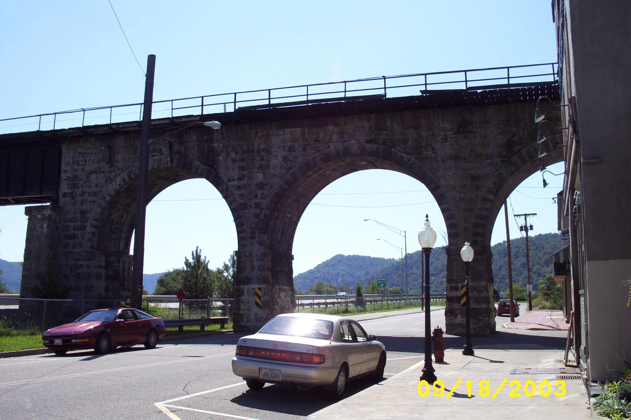 Bellaire Stone Bridge