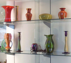 glassware at Imperial