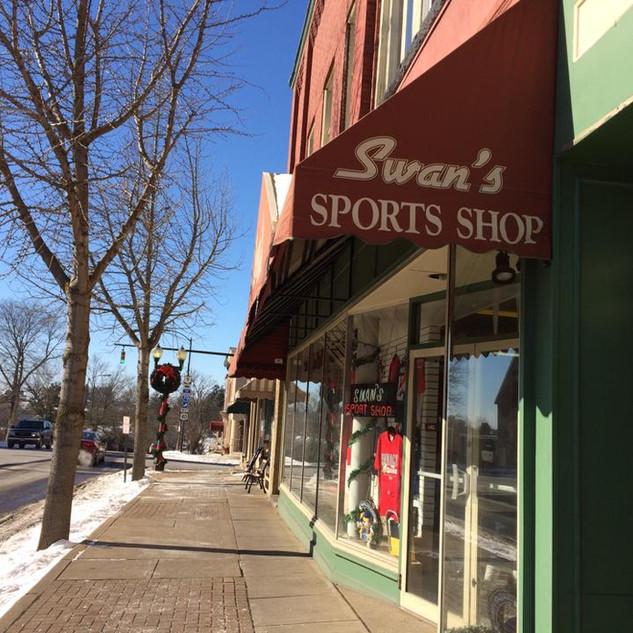 Swan's Sport Shop