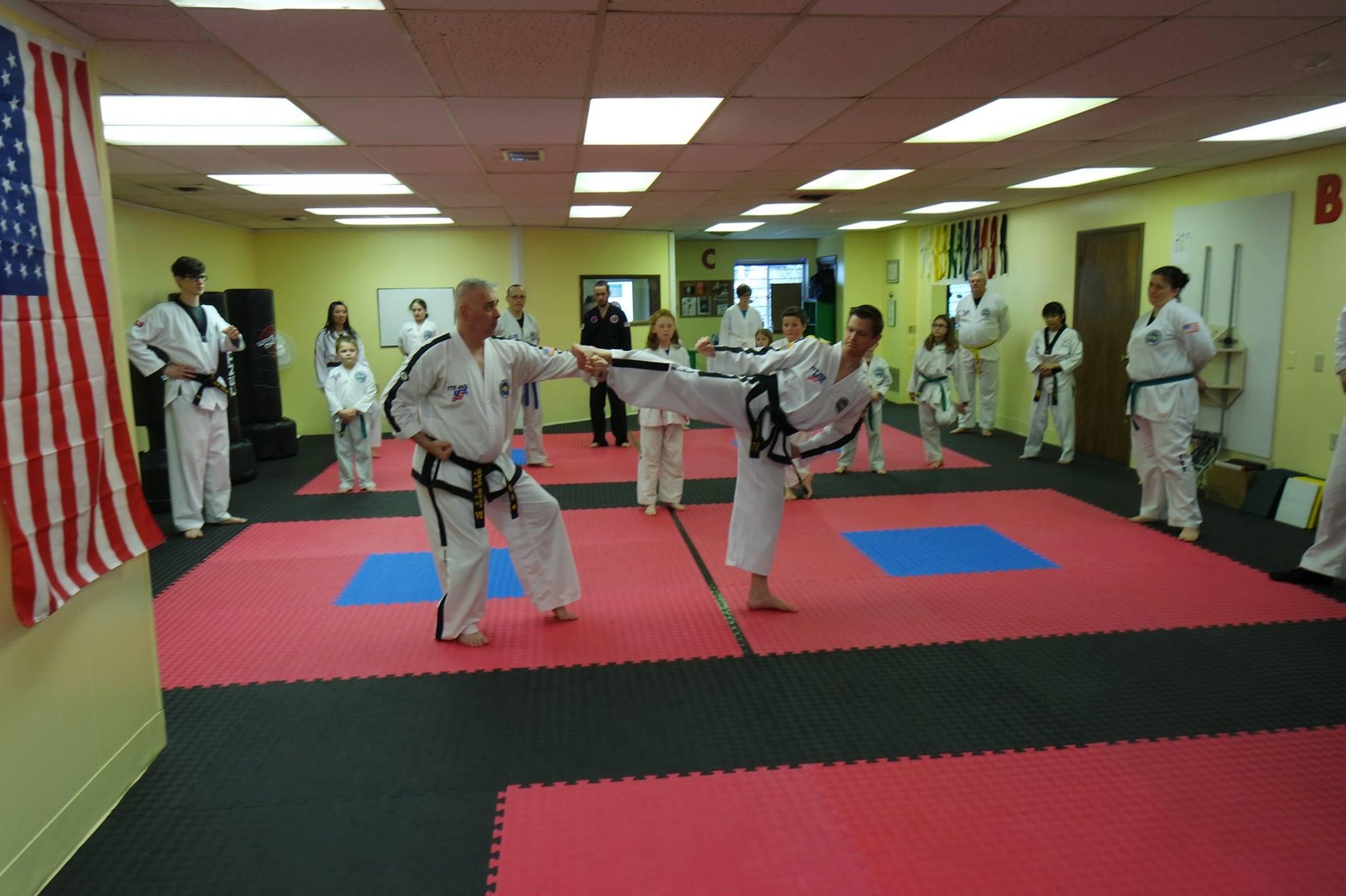 Taylor Martial Arts Academy