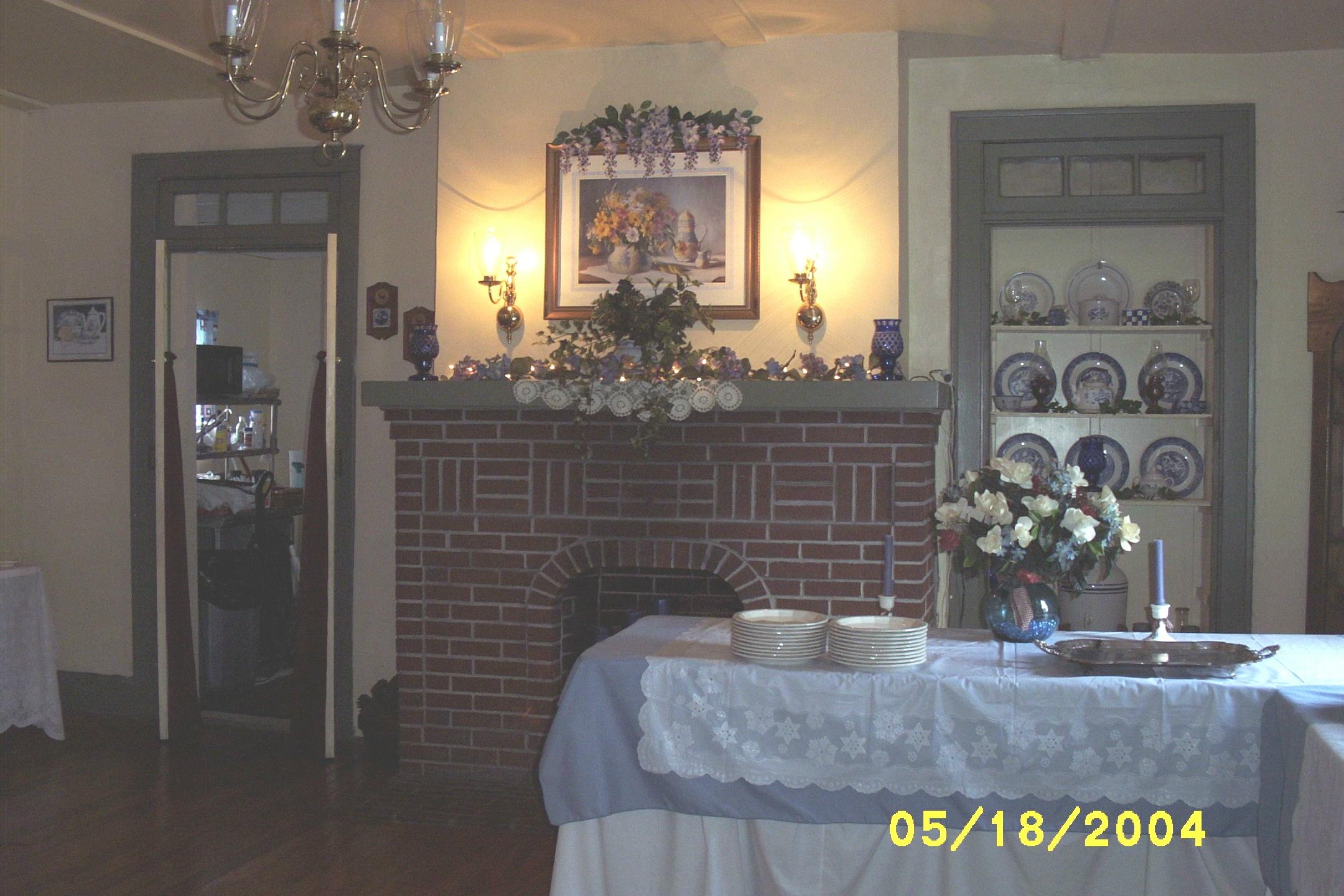inside Black Horse Inn of Morristown