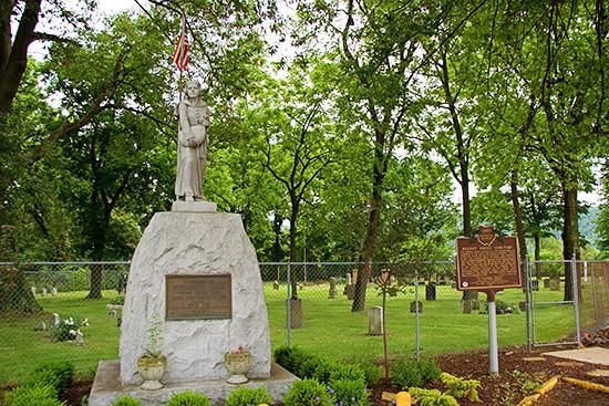 Walnut Grove Cemetery (Betty Zane)