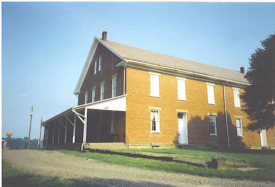 Stillwater Meeting House
