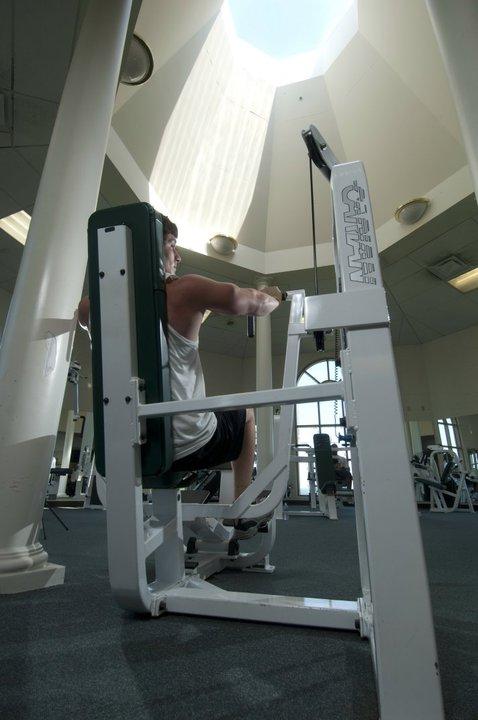 OUE Health & Physical Education Center
