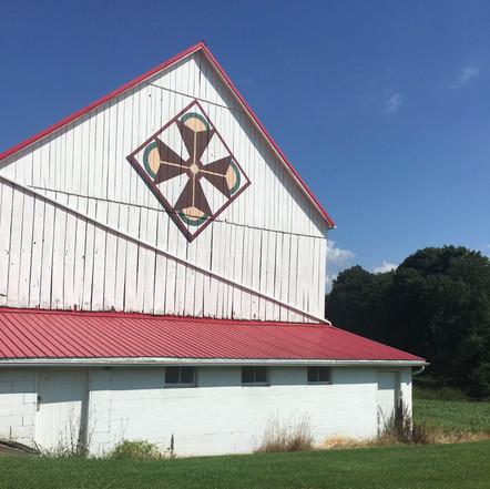 Raynes Barn, Belmont, OH