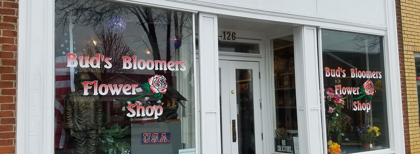 Bud's Bloomers Flower Shop