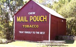 Barkcamp Mail Pouch Barn