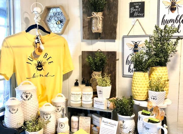 The Little Bee Market
