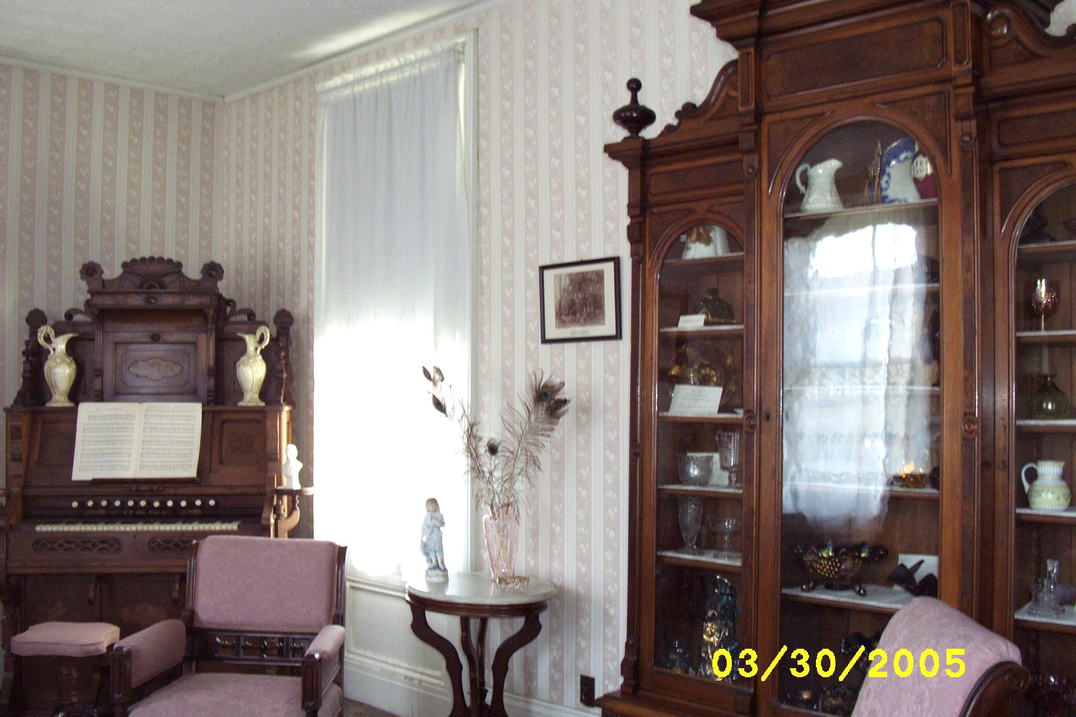 Sedgwick interior