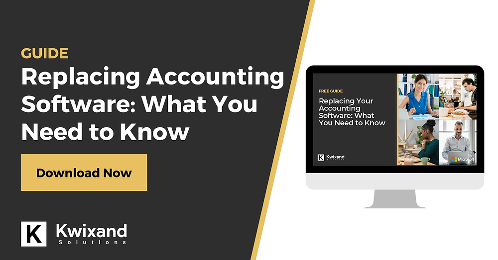 Download - Replacing Accounting Software