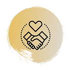 Icon depicting trust and respect