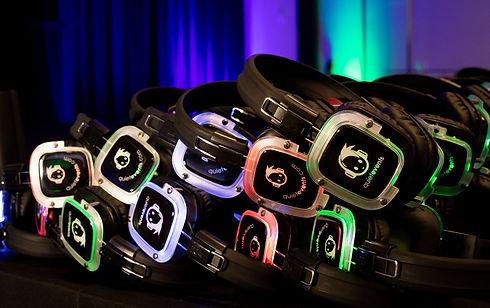 Quiet Event Headphones