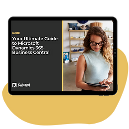 The Ultimate Guide to Dynamics 365 Business Central