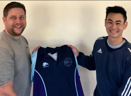 Mathew Ming joins Woking HC from Old Georgians