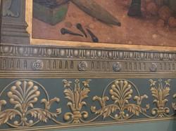Frise décorative & faux relief