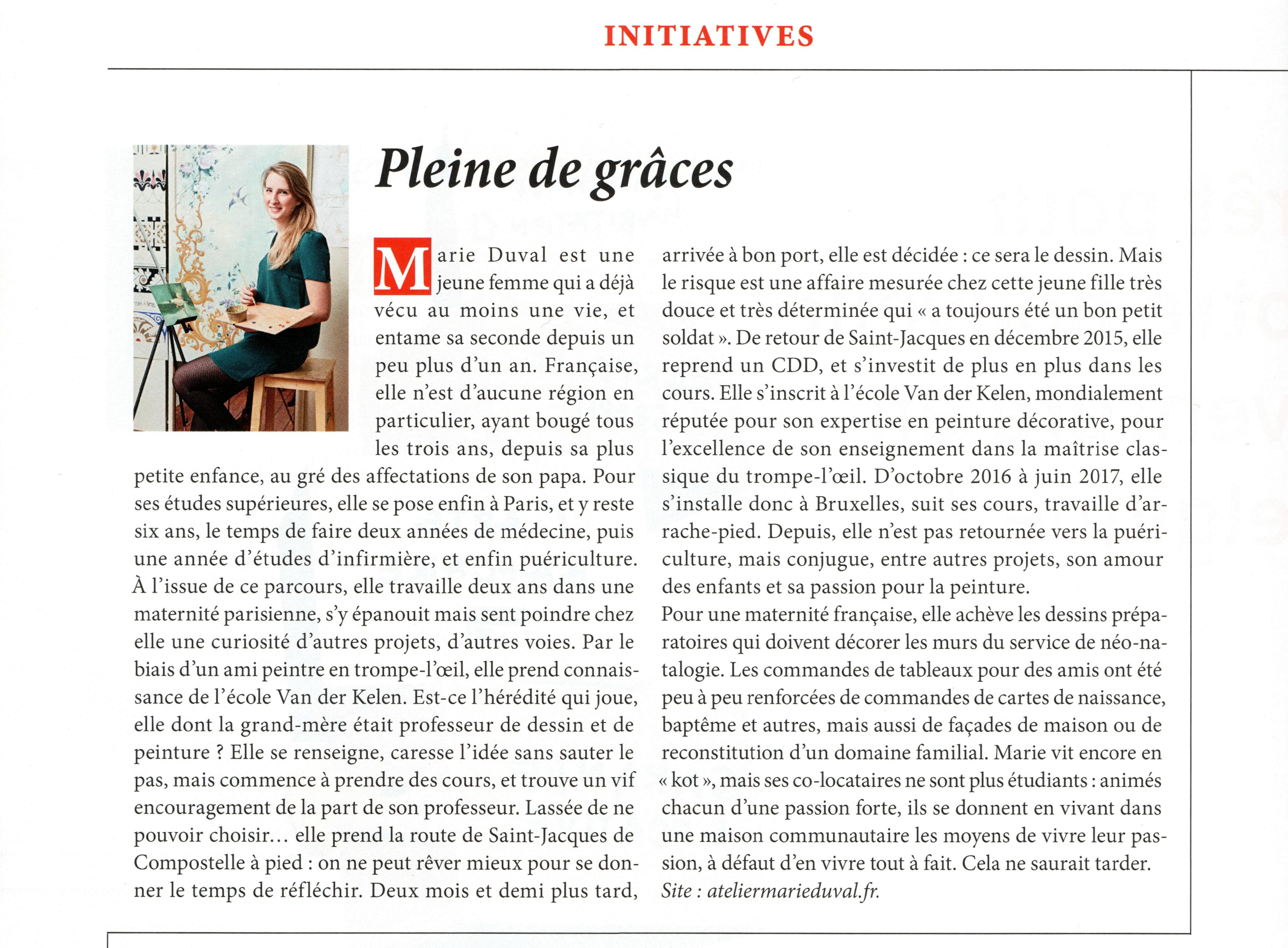Juliette & Victor Magazine Fév 2018